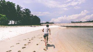 「ジョギングしたから健康」になるんじゃなくて、もう健康なんです